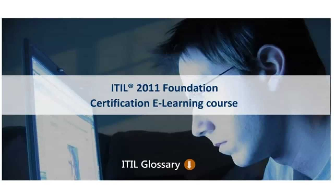 Itil 2011 foundation video training online itil exam questions itil 2011 foundation video training online itil exam questions xflitez Images