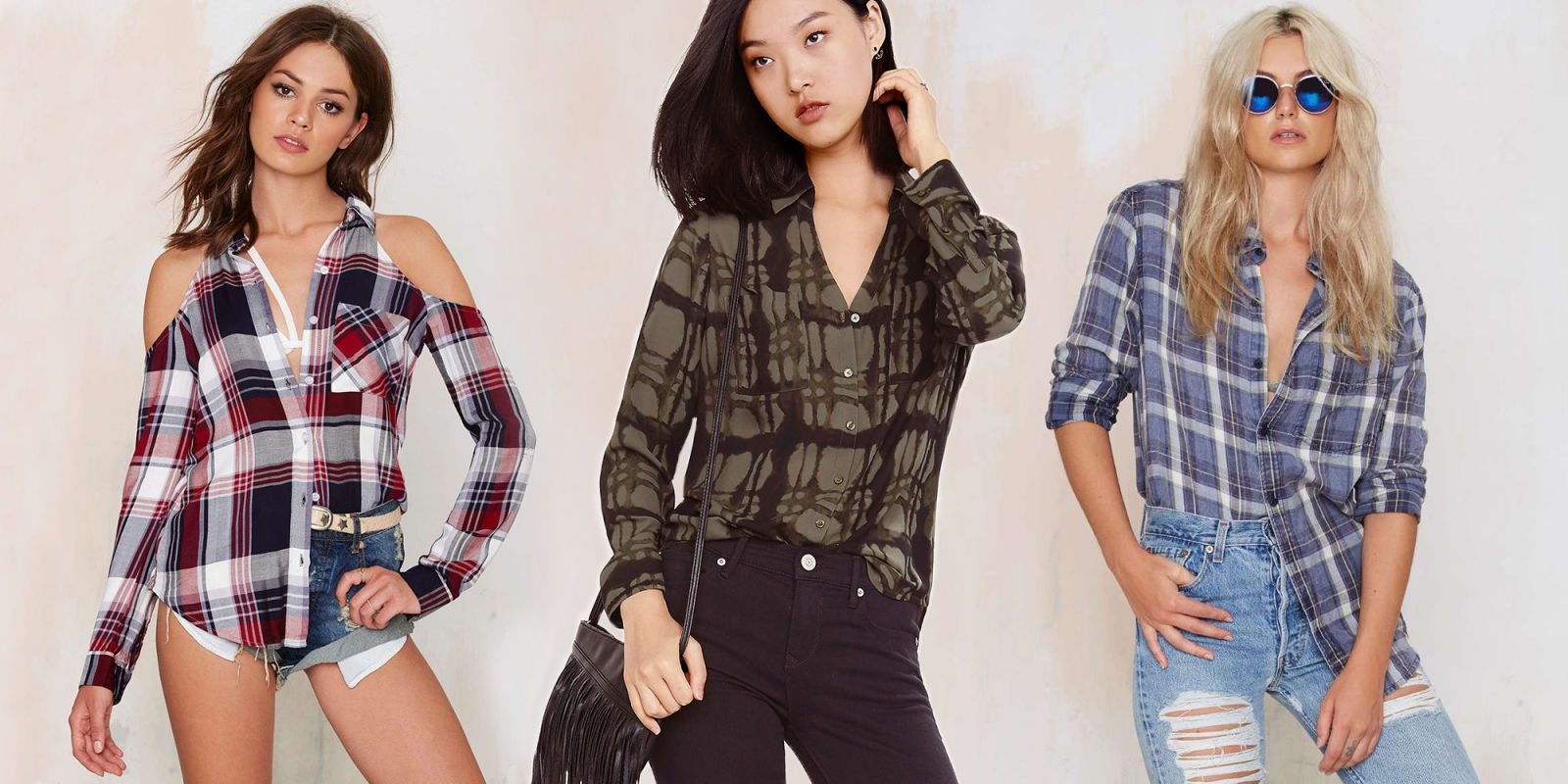 14 Plaid Shirts That Are Perfect for Fall  - Cosmopolitan.com
