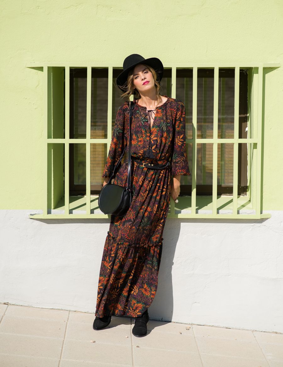 Ms Treinta - Fashion blogger - Blog de moda y tendencias by Alba.: BOHO AUTUMN
