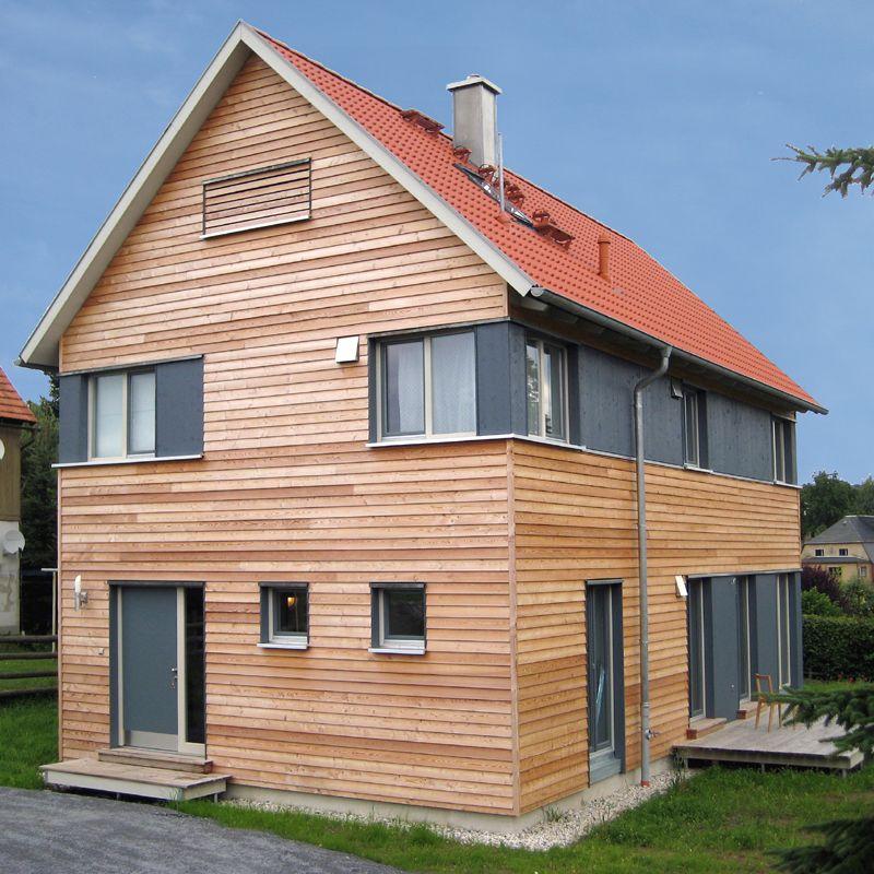 Holzhaus in Bad Schandau (Sachsen) Haus, Architektur