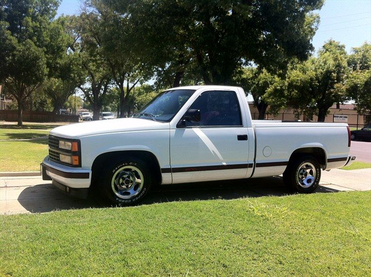 1990 chevrolet silverado (classic) 1500 regular cab | 1990 chevy