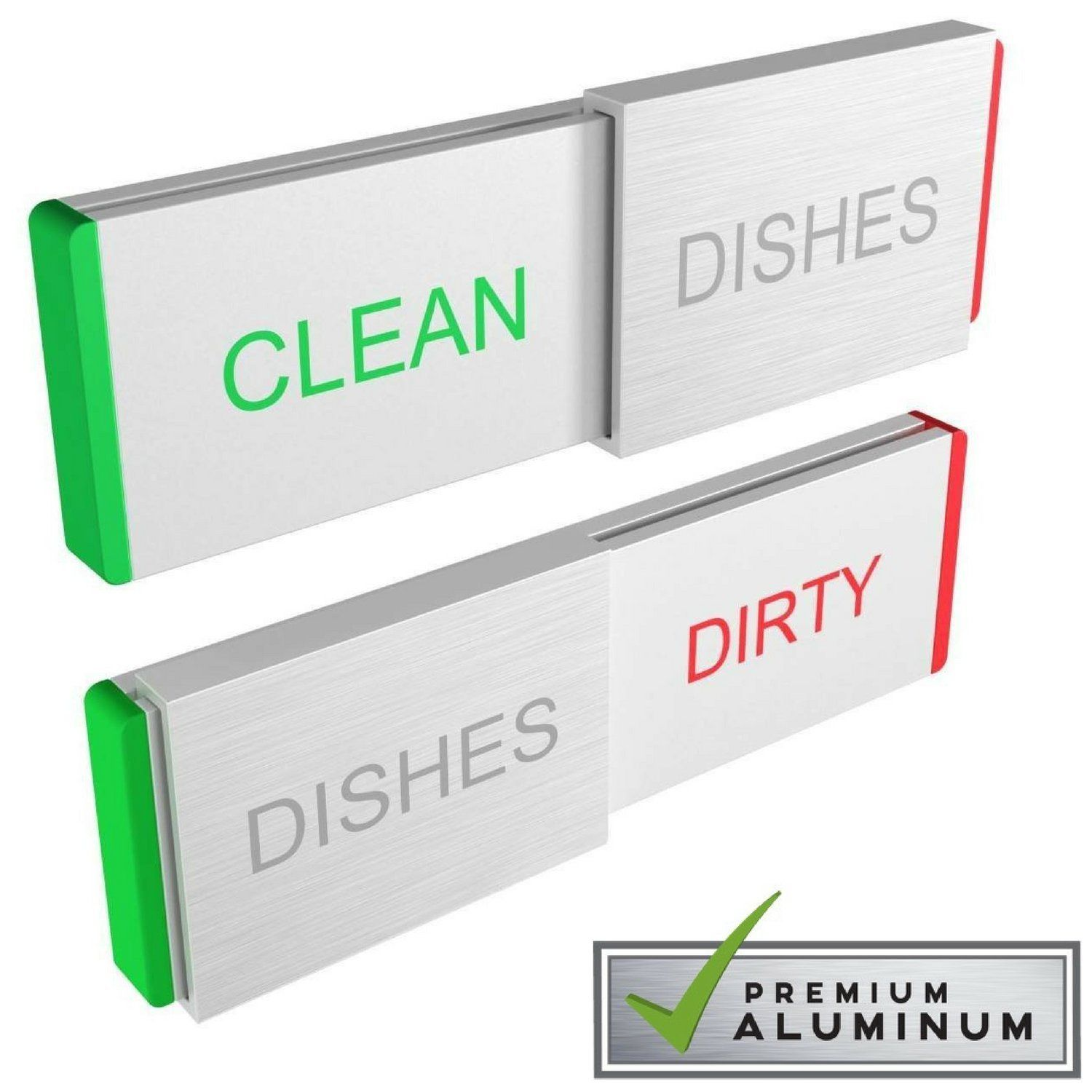 Clean Dirty Dishwasher Magnet Sign Premium Kitchen Gadgets Home and ...