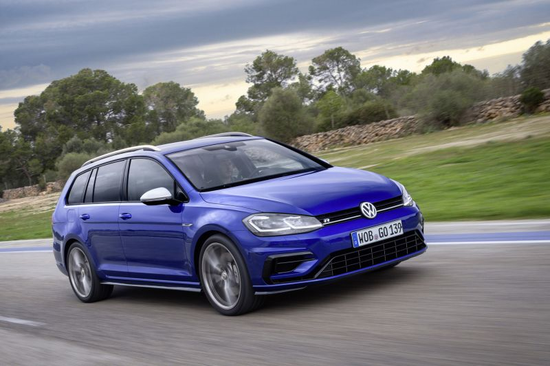Five Wagons We Wish We Got In Canada Volkswagen Golf R Volkswagen Golf Volkswagen