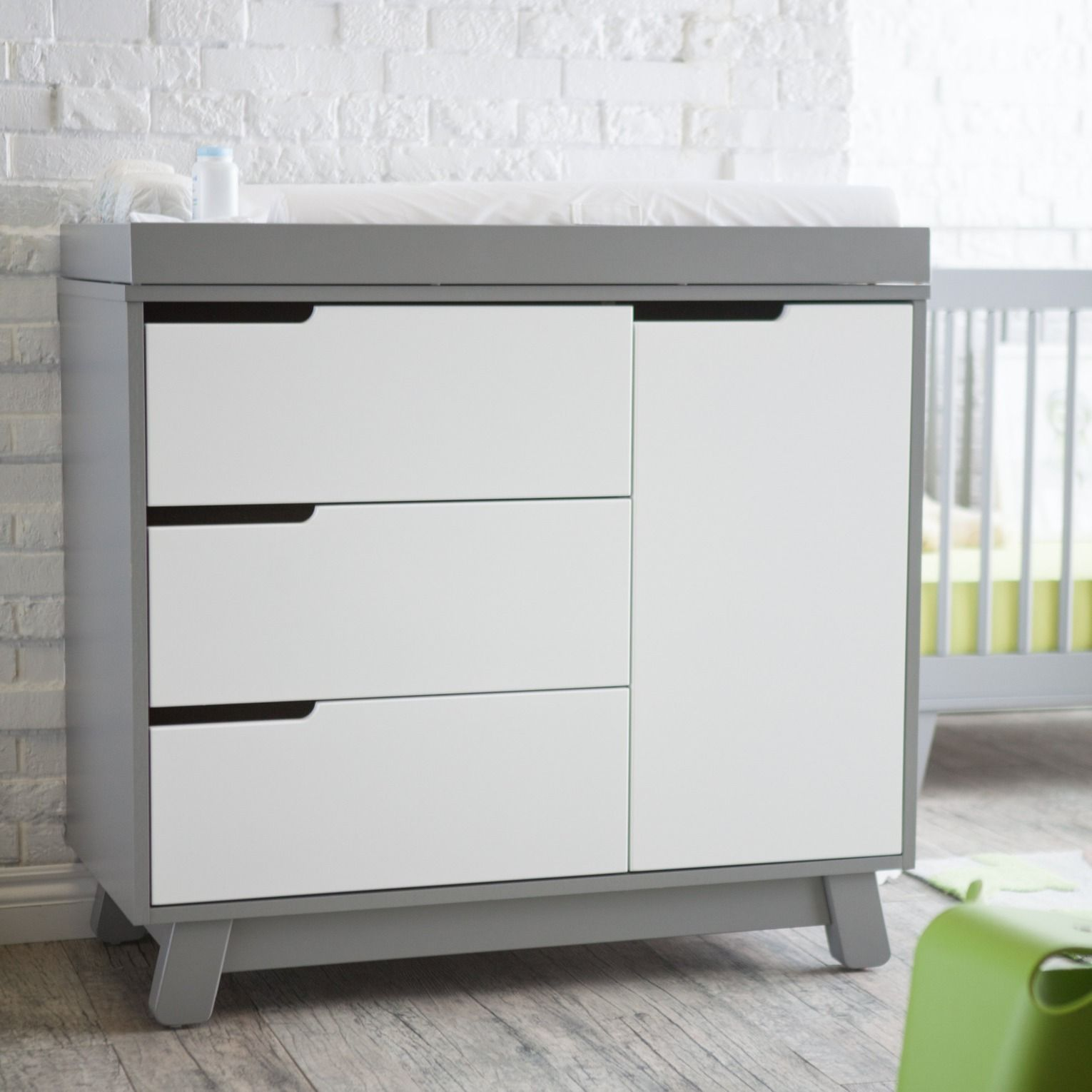 Modern Changing Table Dresser