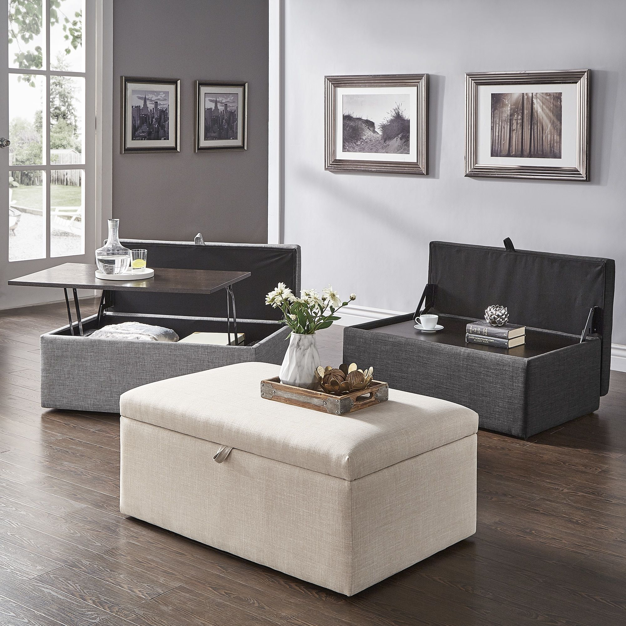 22++ Living room ottoman with storage ideas in 2021