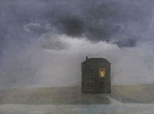 Richard Cartwright - The Exhibitionist - Pastel 30 x 40 ins (76.20 x 101.60 cms