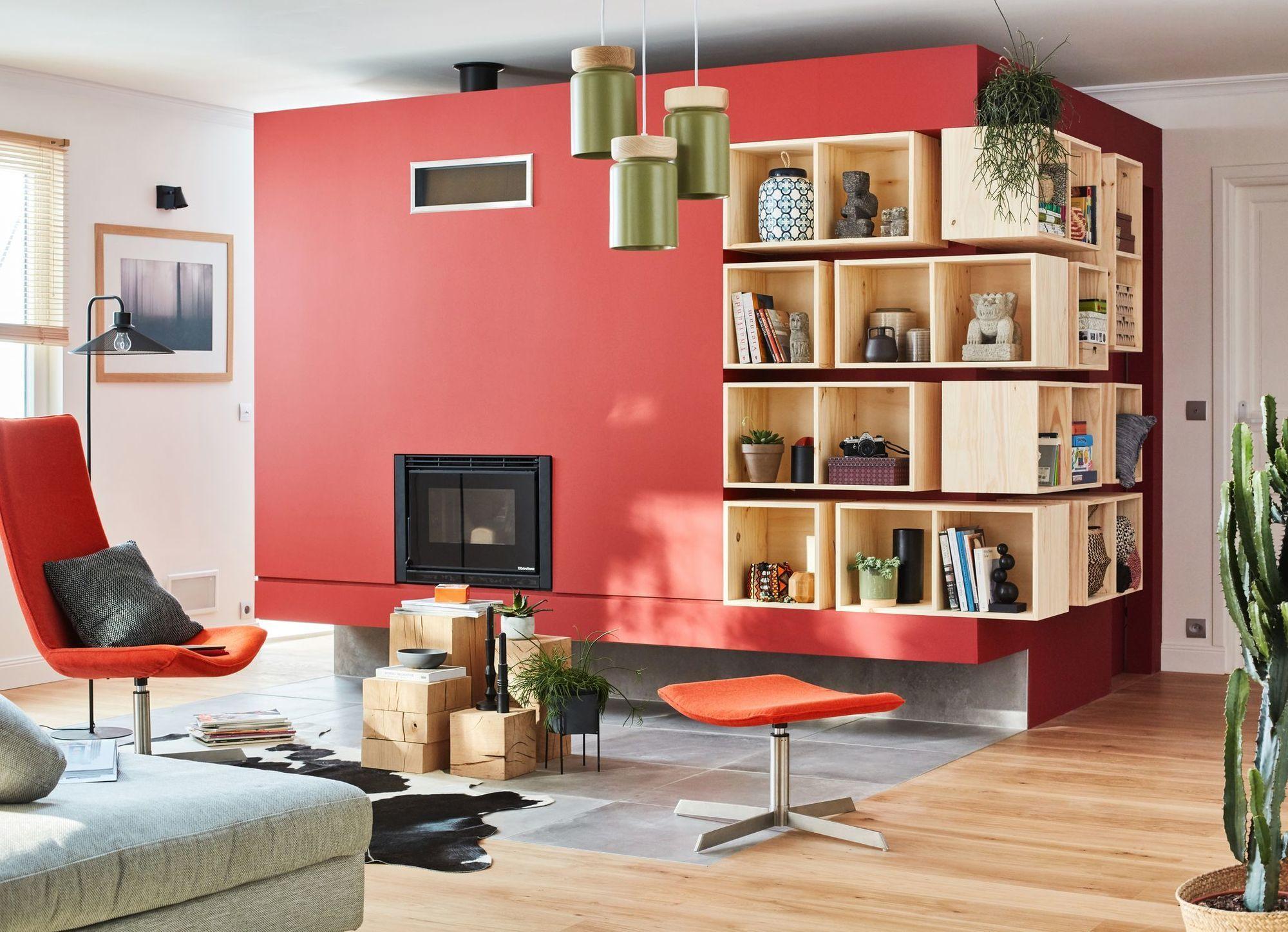 Gain De Place Meuble rangement gain de place : des meubles d'angle qui optimisent