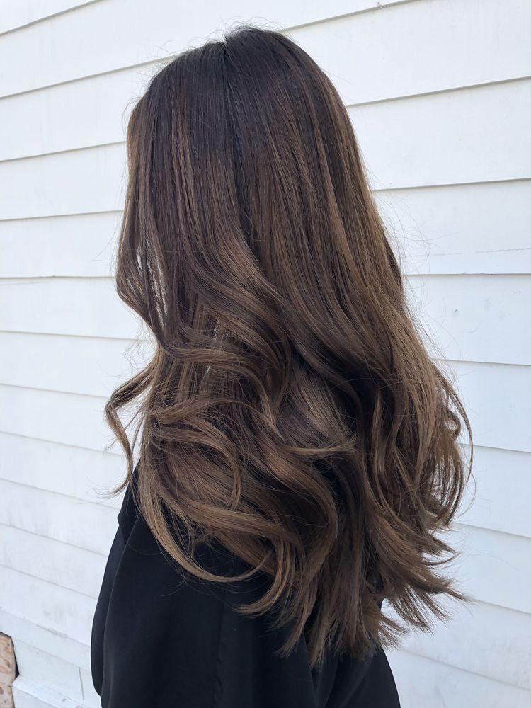 Hairstyles Brownhair Longhair With Images Long Hair Styles