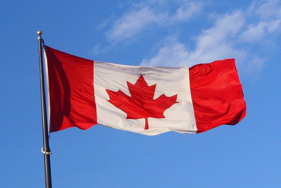 Did you know? Canada's flag has a maple leaf because there are many maple trees in this country.   http://ow.ly/pkYFg
