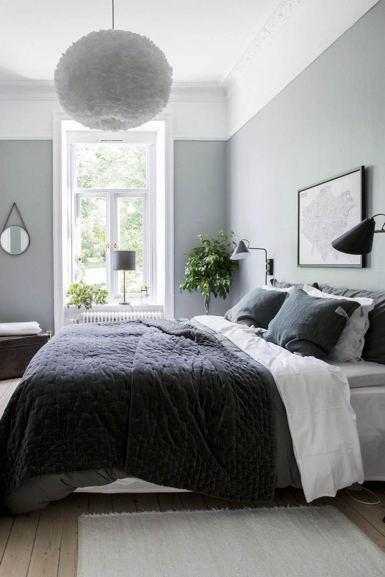 Unique Bedroom Ideas Nz  Sage green bedroom, Home decor bedroom