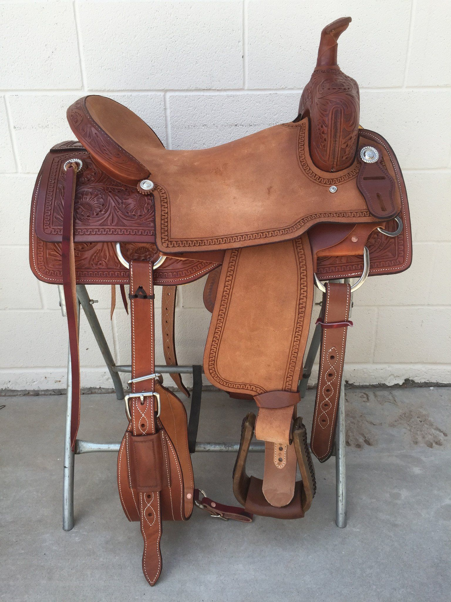 CSC 920 Corriente Cutting Saddle | tack | Saddles, Roping saddles