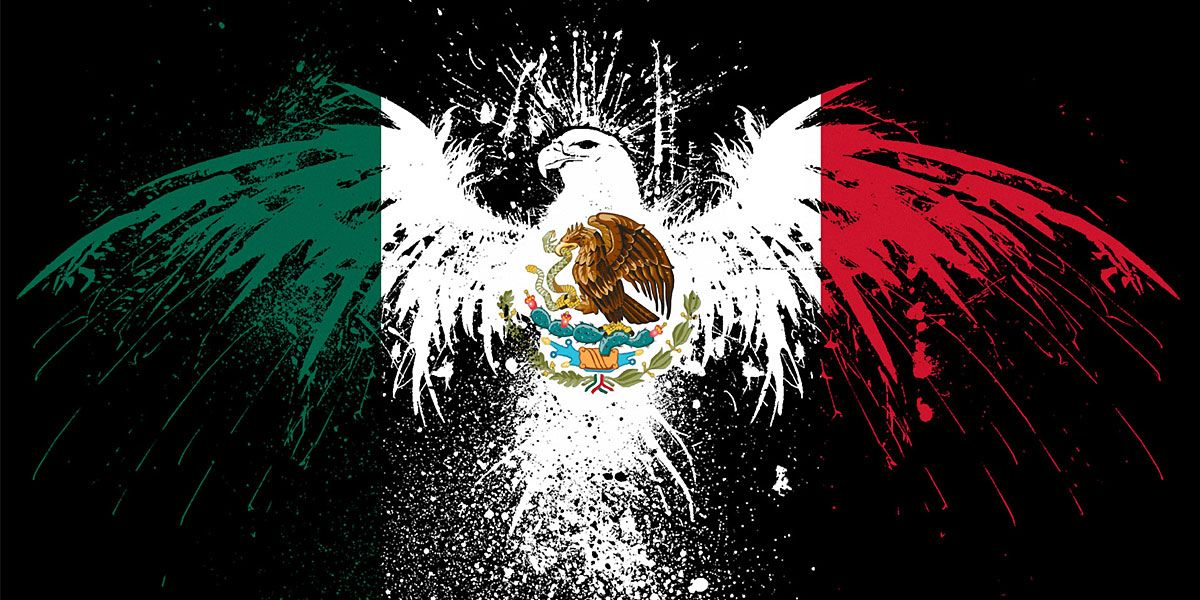 Mexico Flag Mexico wallpaper, Mexican flags, Mexico flag