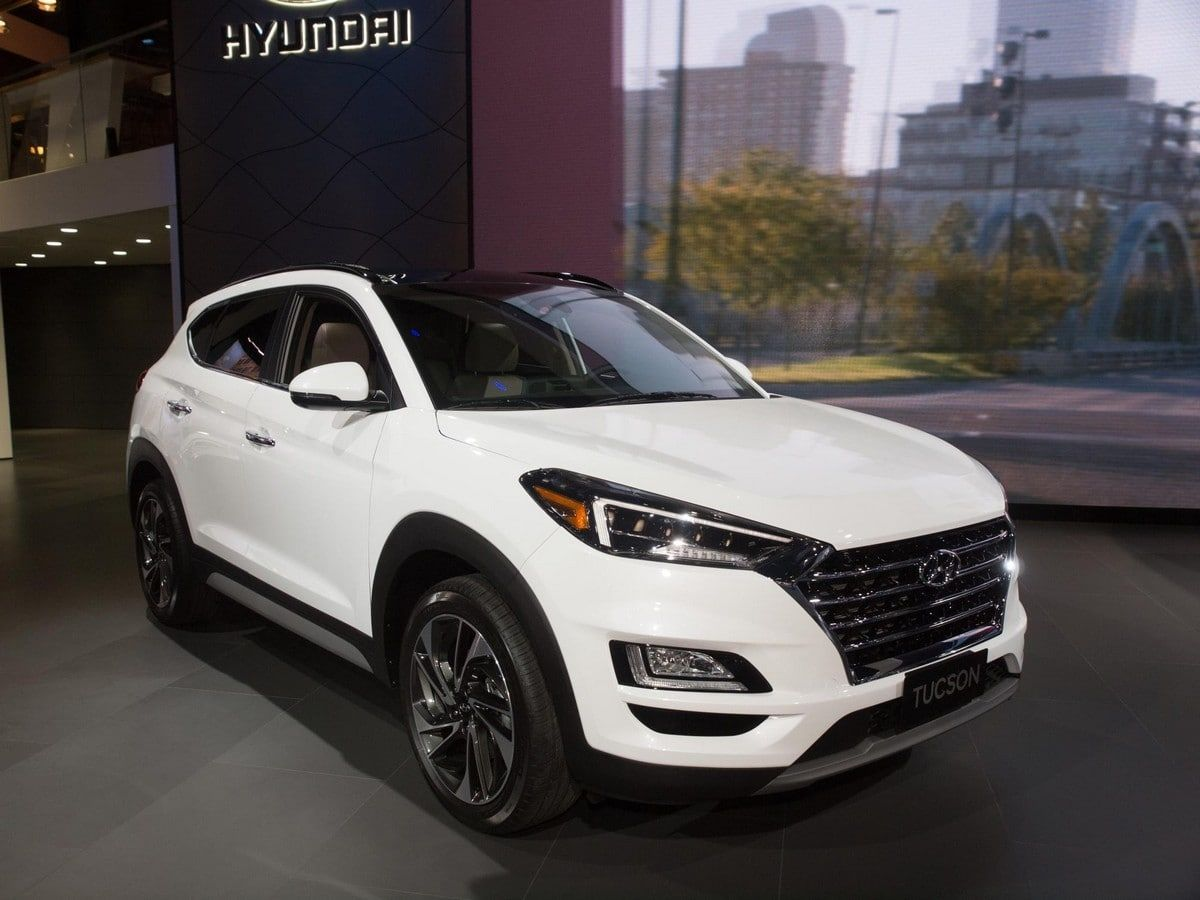 The 2021 Hyundai Tucson Will Hit The Markets With Several Upgrades And Changes However The Most Important News Will Be Th Hyundai Tucson Hyundai Hyundai Cars