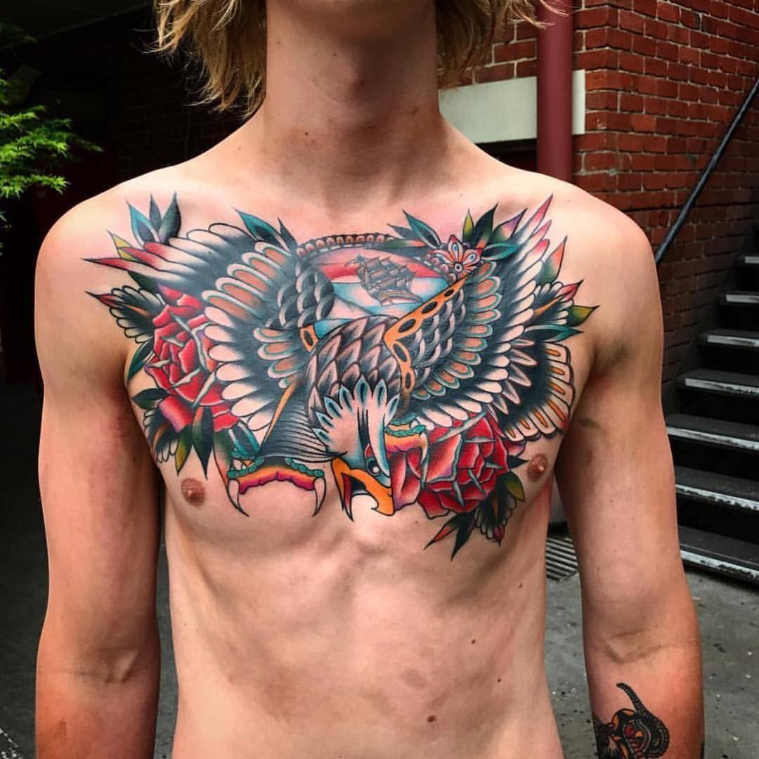 Done By Kirk Jones @kirk_jones_tattoo
