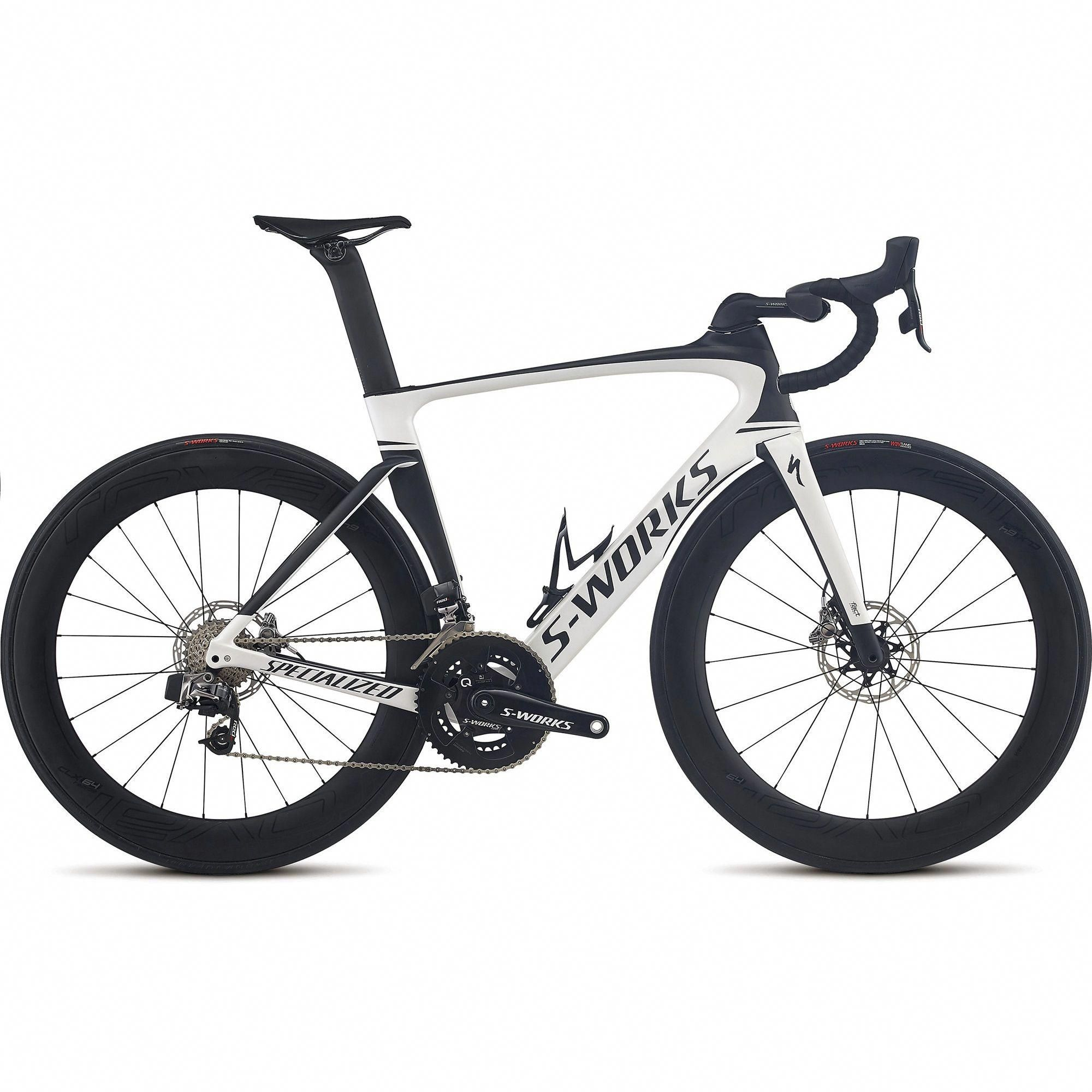 Specialized S Works Venge Disc Vias Etap 2018 Road Bike On Sale In The Uk Along With Best Deals On Many Other Cycling And Cy Bicycle Bicycle Maintenance Bike
