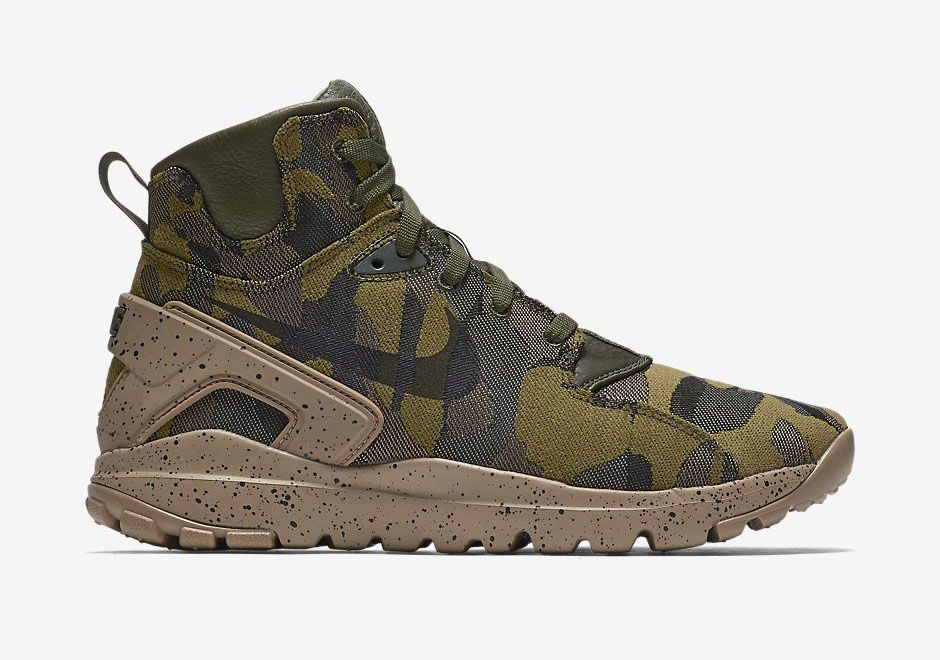 on sale 900c7 678ef ... Mid is rendered in two camouflage variations for this Fall Find it at Nike  retailers starting this month. Nike Koth Ultra JCRD Camo   SneakerNews.com