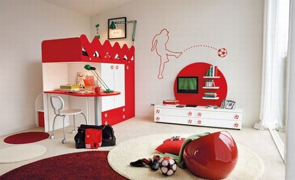 Lovely 23 Modern Children Bedroom Ideas For The Contemporary Home