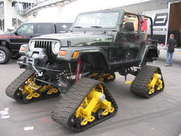 Jeep Wrangler Tj On Mattracks Jeep Wrangler Tj Jeep Wrangler Jeep Tj