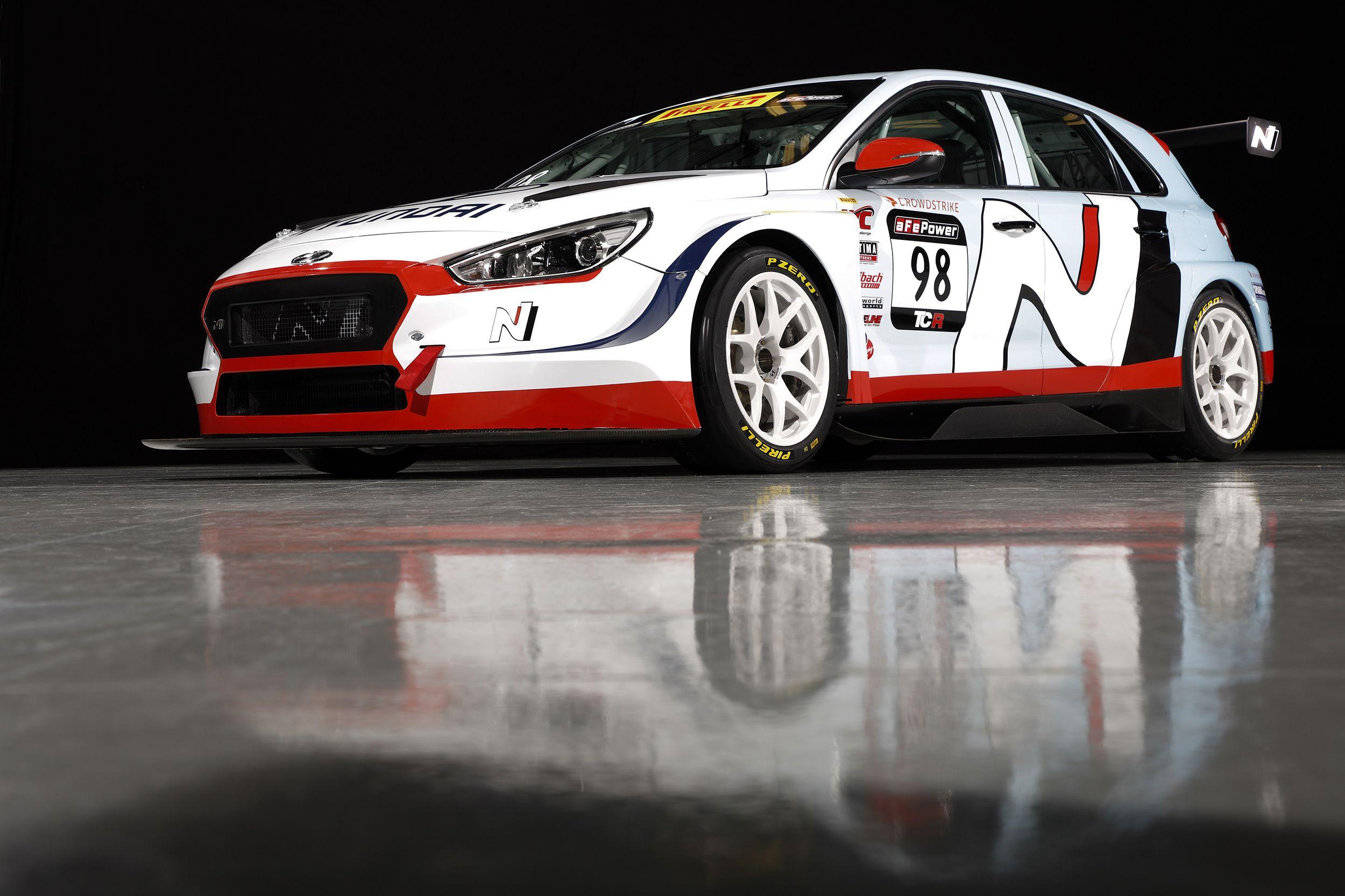 16++ Hyundai i30 touring car inspirations