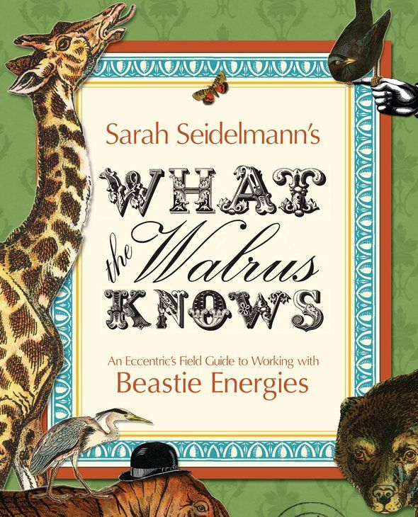 What the Walrus Knows: A Field Guide to Working with Beastie Energies  By Sarah Seidelmann via @maria shriver