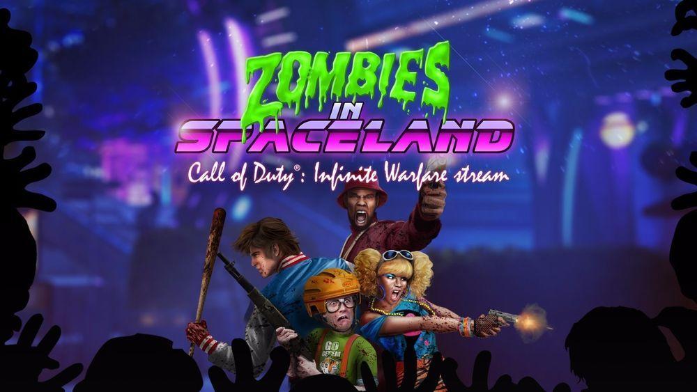 infinite warfare zombies generator locations