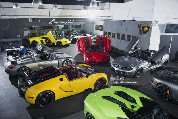 Dream Garage Dream Garage Luxury Cars Super Cars