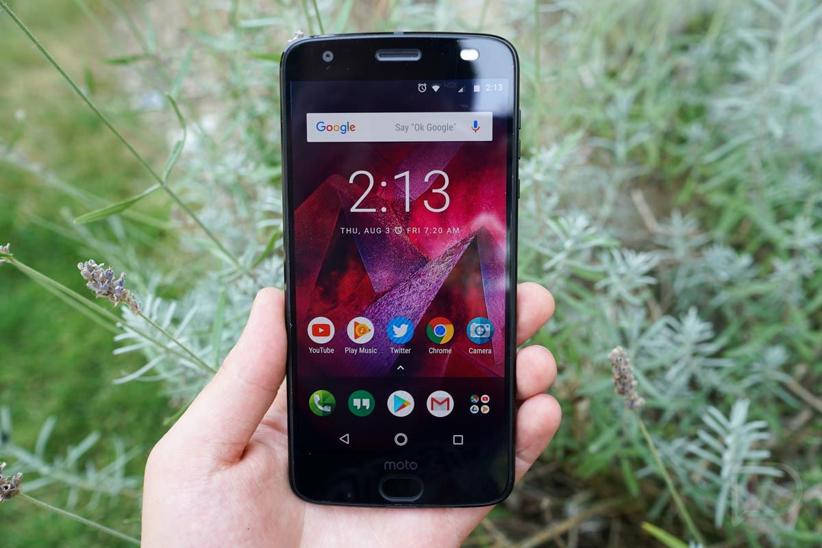 How to update Moto Z2 Force to Android 8 1 Oreo [LineageOS