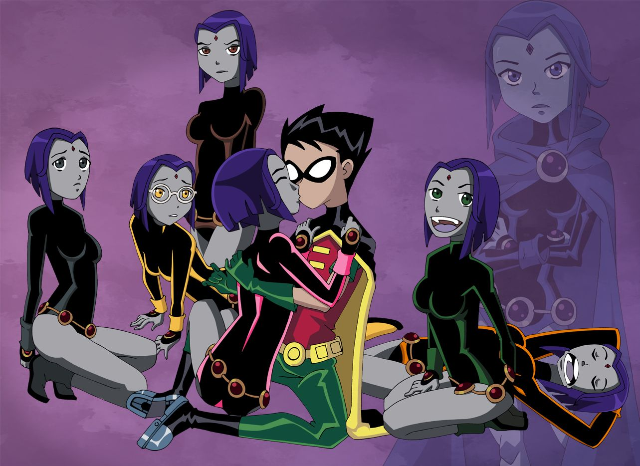 Teen Titans Second Chance