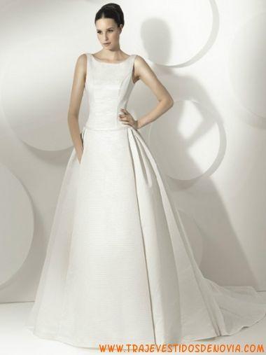 4e0a82886 Look 41 Vestido de Novia Franc Sarabia