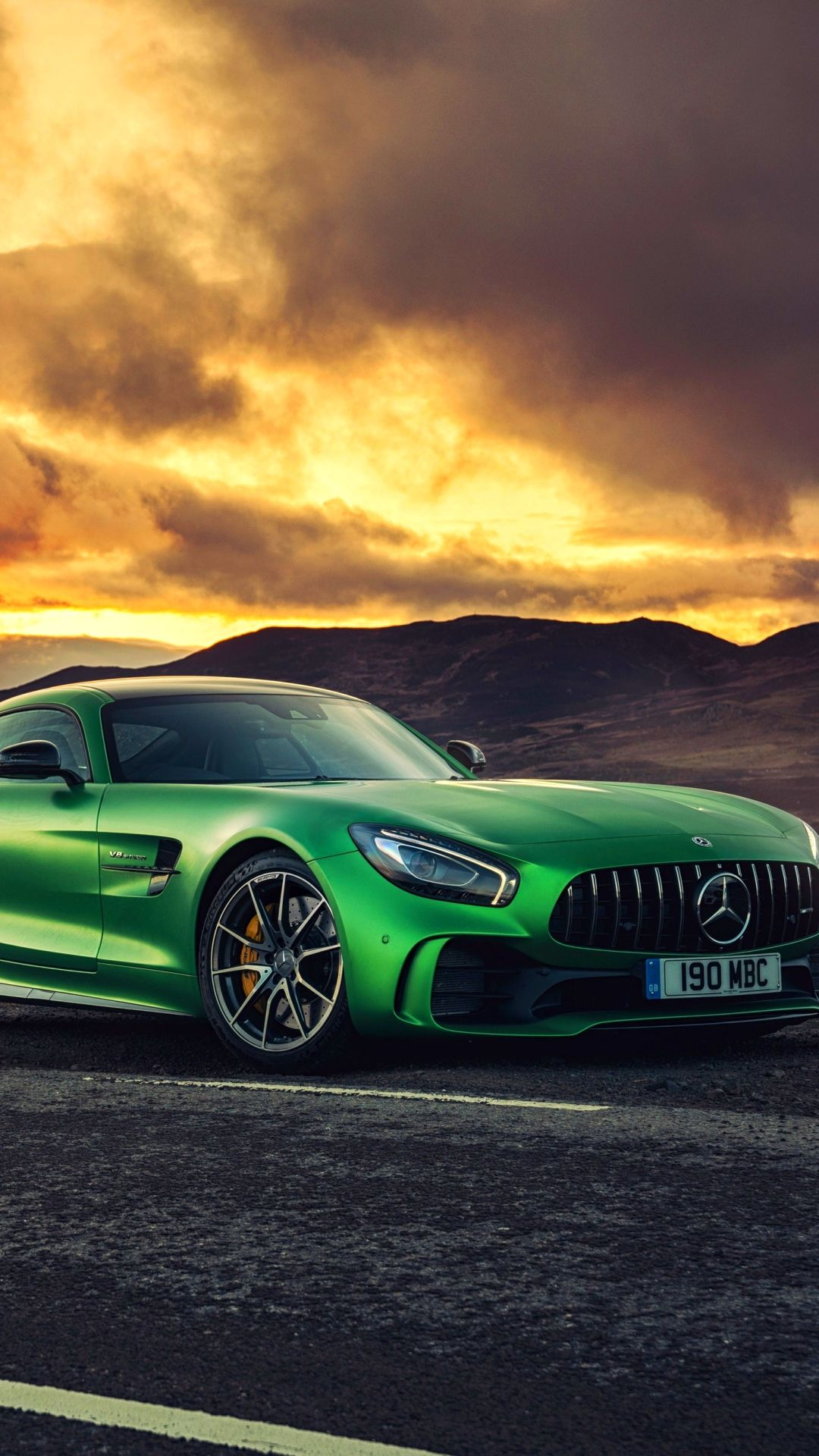 Vehicles Mercedes Amg Gt 1080x1920 Mobile Wallpaper With