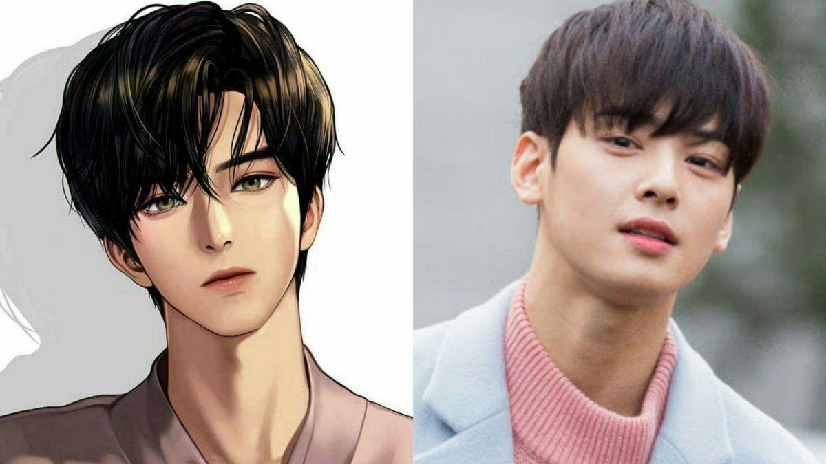 Cha Eun Woo Likely To Star In Drama Adaption Of Popular Webtoon True Beauty Aktor