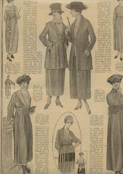 Moda Moda inspiration Vintage Eduardiano 1920 Moda Eduardiana 1918 Traje De Vestido dvqS4nt