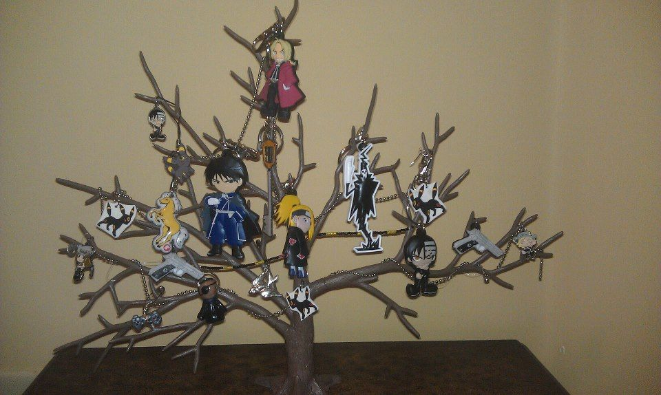 anime christmas tree by snowcloud8 (not by me and i would love to ...