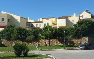 This 2 bedroom apartment at El Duque in Sabinillas, Manilva, Costa del Sol, Spain is for sale at $110,000 euros.  Click on the photo for more information. (Ref S061)