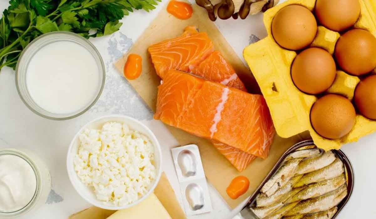 فيتامين د للأطفال الرضع Food Organic Recipes Diet