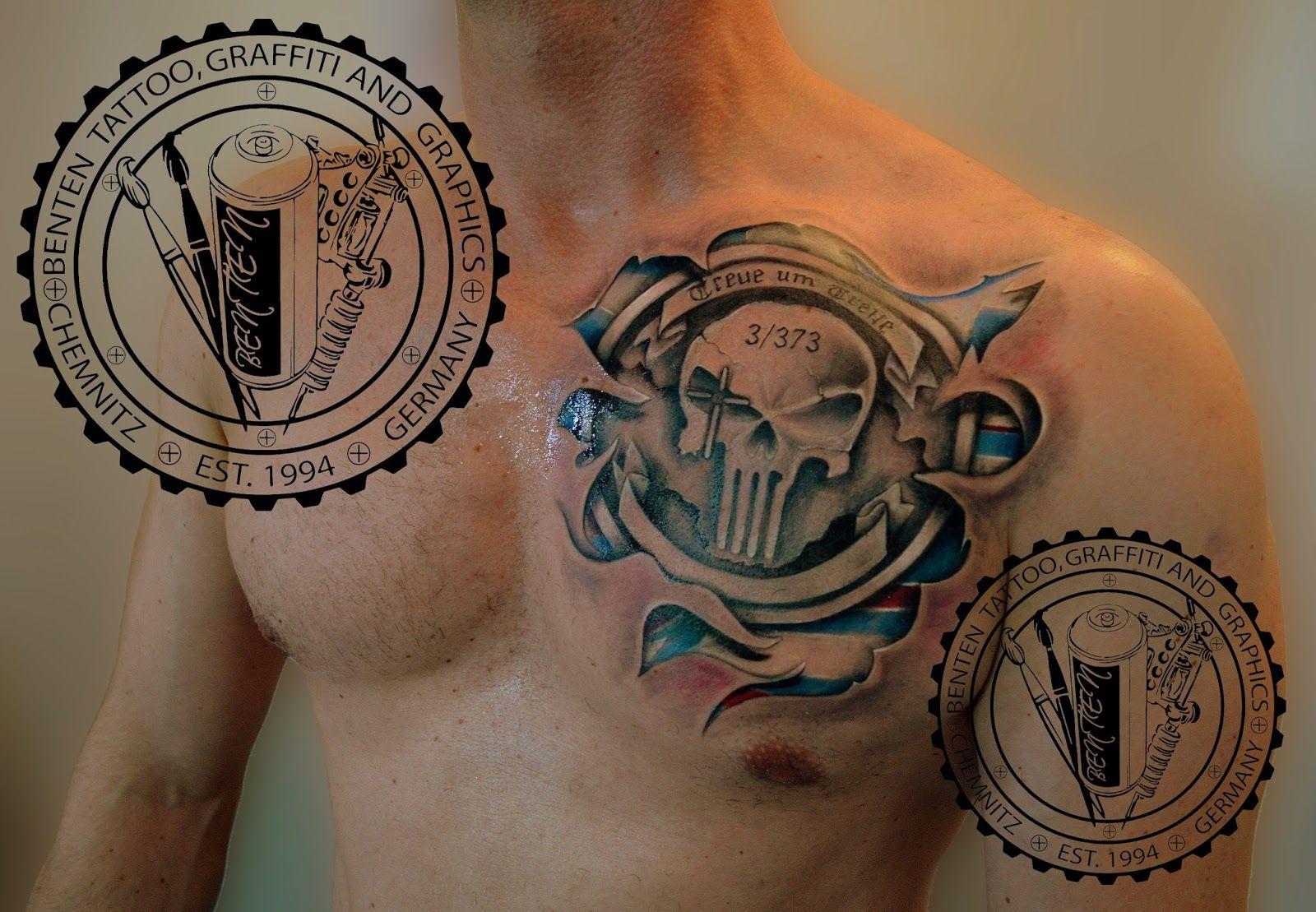 medaillon tattoo --- Benten Tattoo Chemnitz. Der Tätowierer für ... - Tattoo Studio Chemnitz