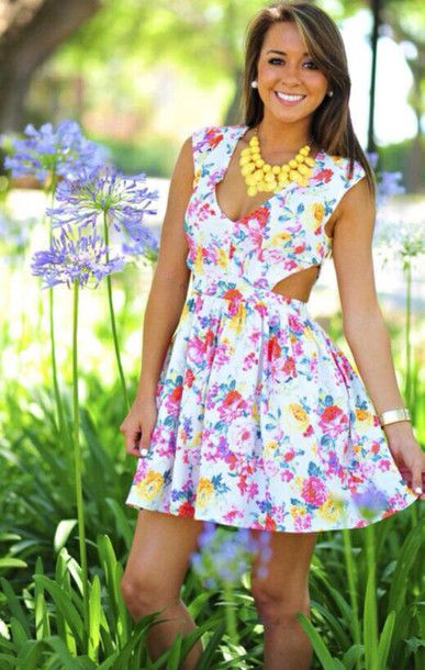 Dress | Beautiful, Spring and Skirts