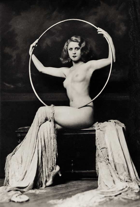 Ziegfeld Follies girl, Adrienne Allen by Alfred Cheney Johnston c
