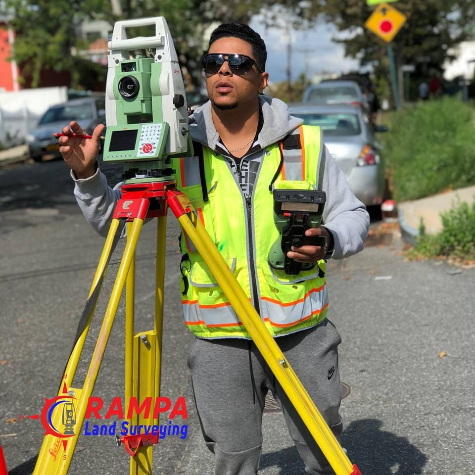 We are a professional commercial land surveyor, we can