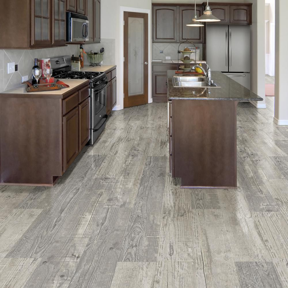 8 7 in x 72 in alys oak luxury vinyl plank flooring 26 for Luxury linoleum flooring