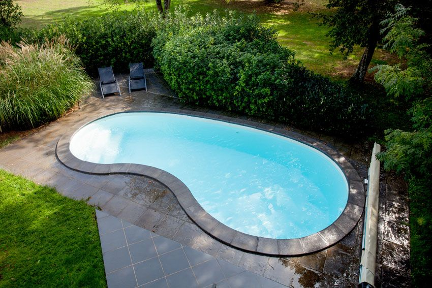 27 Best Kidney Shaped Pool Designs Pools Backyard Inground Small Inground Pool Kidney Shaped Pool