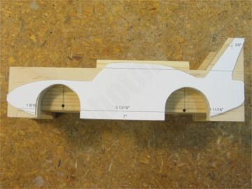 Image result for pinewood derby car templates printable for Pine wood derby template