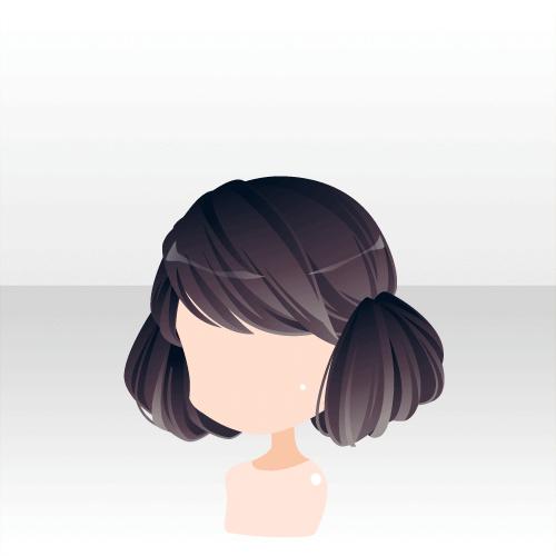 Sukiya Retro Modern Games At Games In 2019 Chibi Hair How To Draw Hair Anime Hair