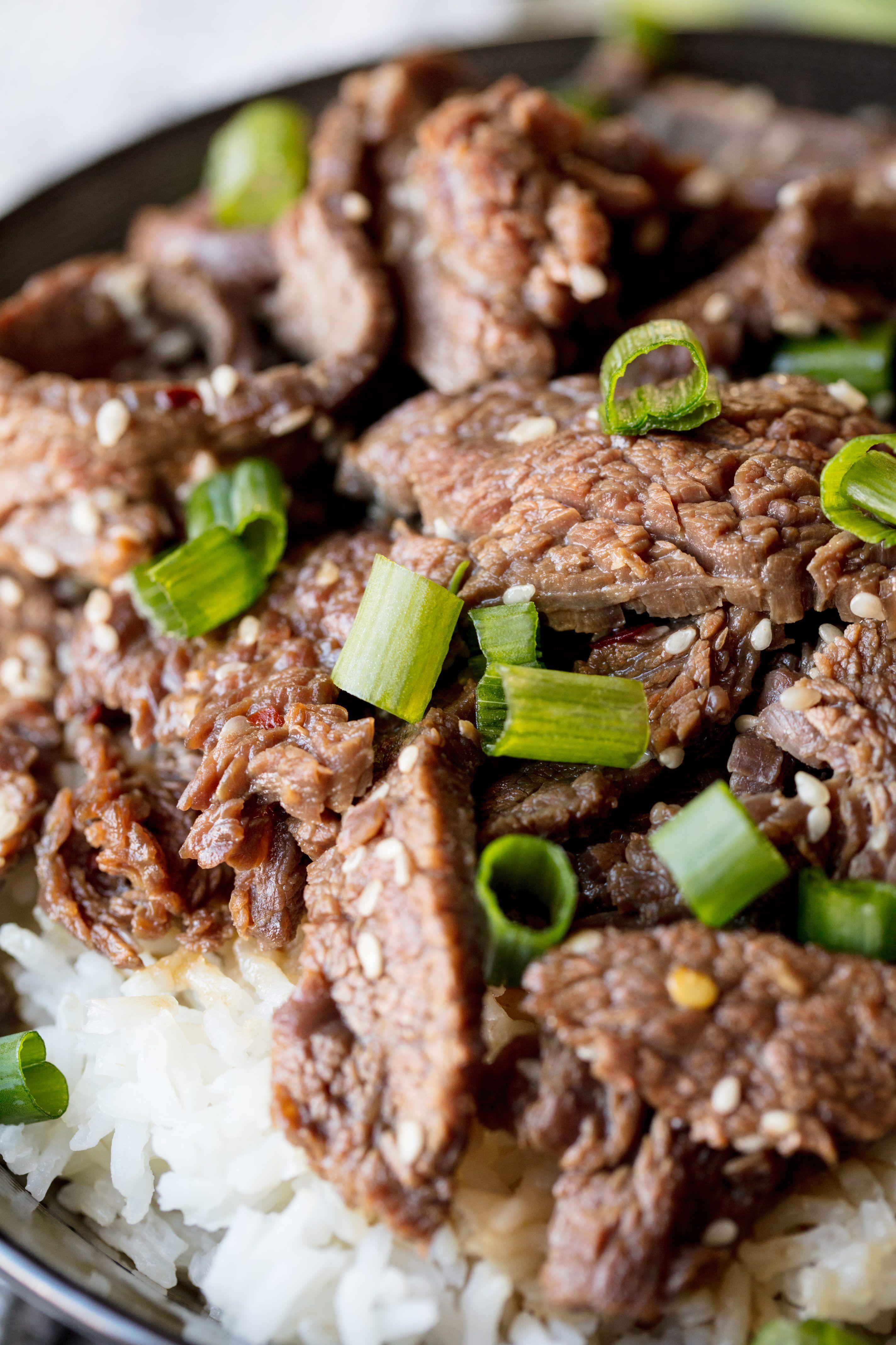 Korean Bulgogi | Recipe | Korean beef bulgogi, Bulgogi ...