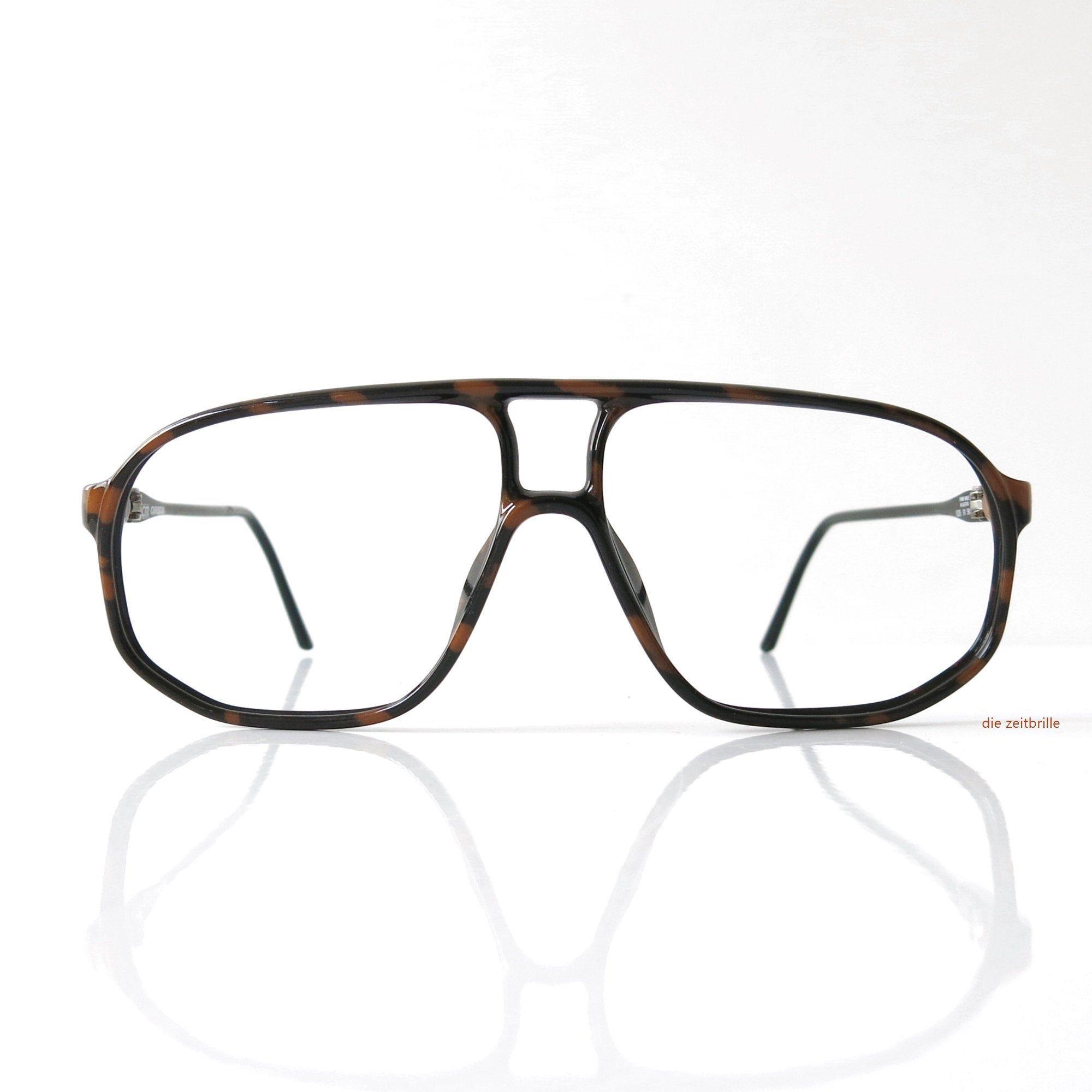 Carrera Brille Aviator Mod 5325 80er Jahre Brillen Mode Brille