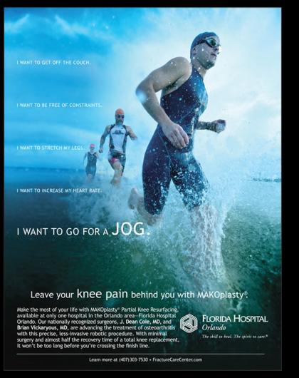BPD AdvertisingFlorida Hospital Healthcare ads