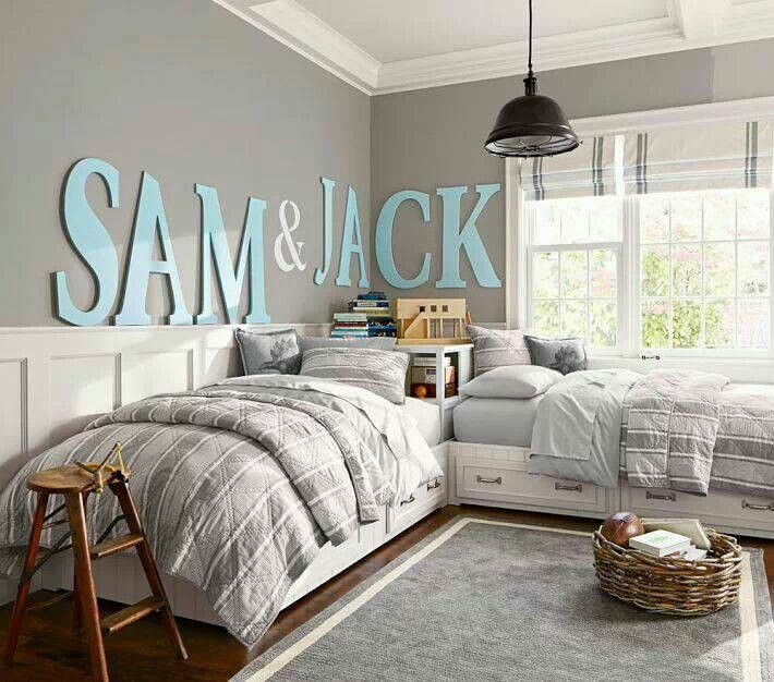 Inspirational Boys Bedrooms With Images Kid Room Decor Clean