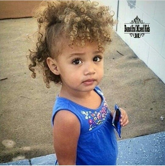 Puerto Rican Amp African American Cute Little Girls