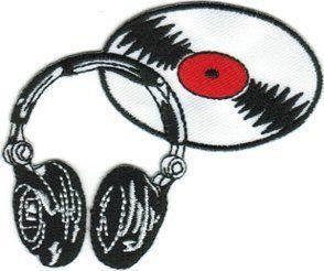 DJ Clothing patches - Buscar con Google