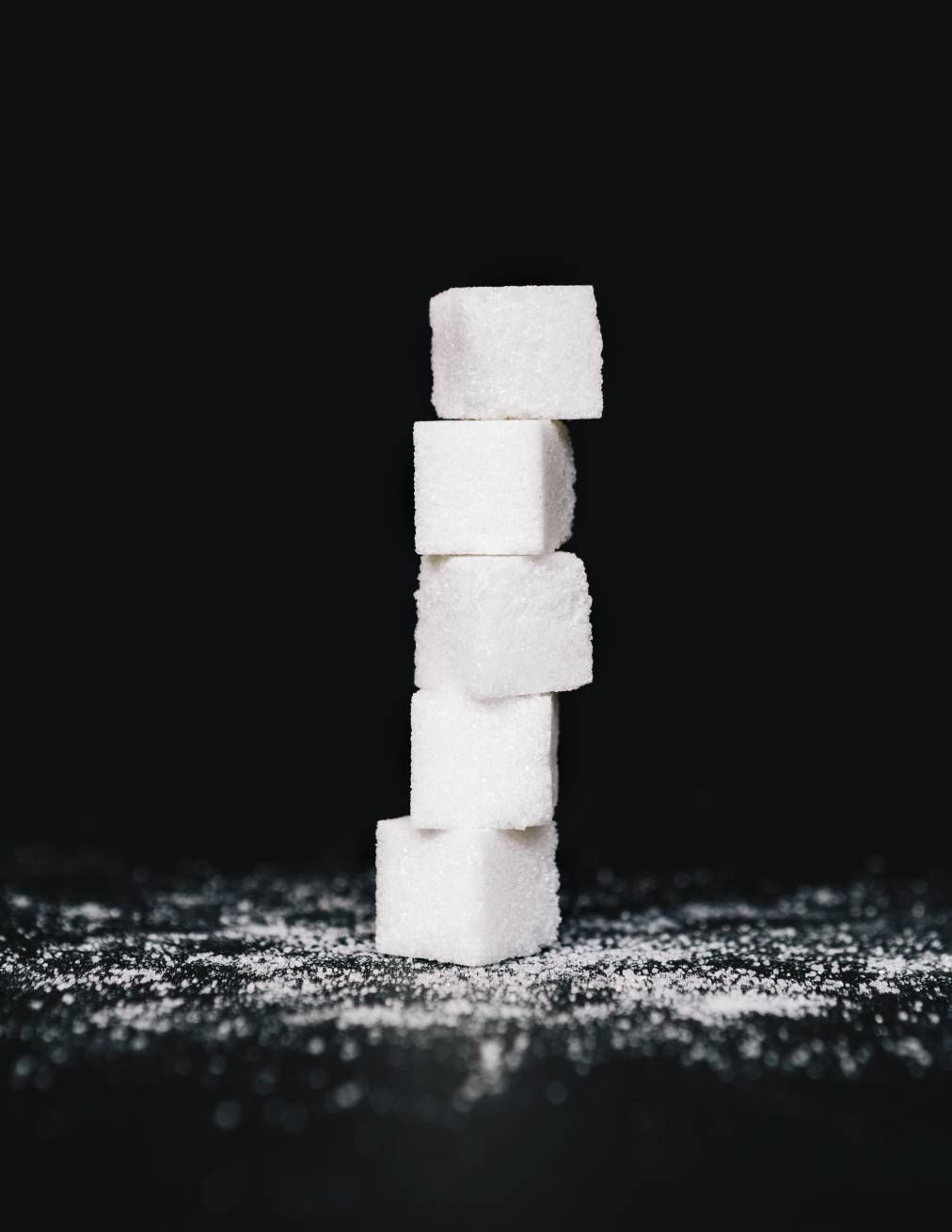 When it comes to sugar, less is usually more